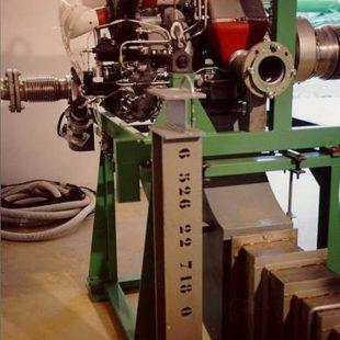 étude mécanique industrielle