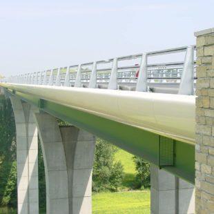 étude industrielle pont