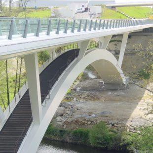 études industrielles pont
