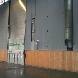 ingénierie industrielle bâtiment