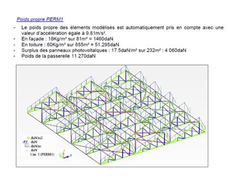 modélisation structure métallique, solutions de renforcements